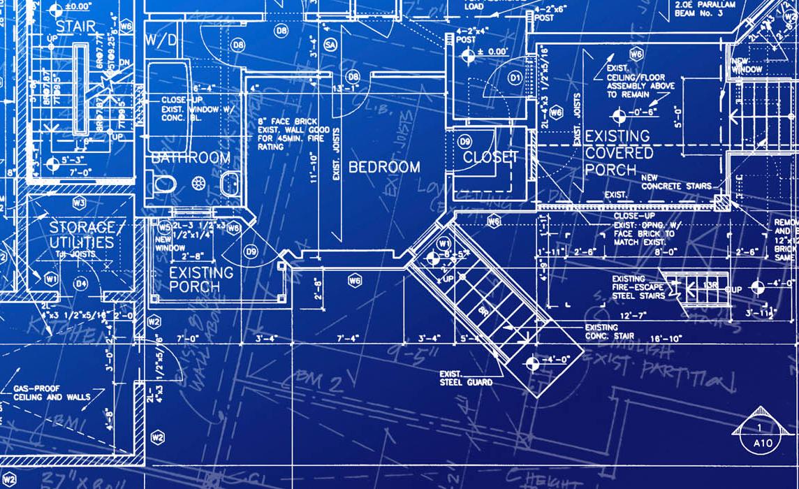 blueprint sample
